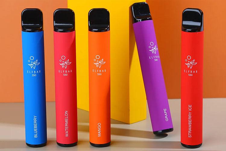 Elfbar 550 электронная сигарета купить оптом табак satyr купить оптом